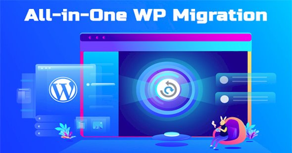 All-in-One WP Migration v7.17 + Extensions Pack