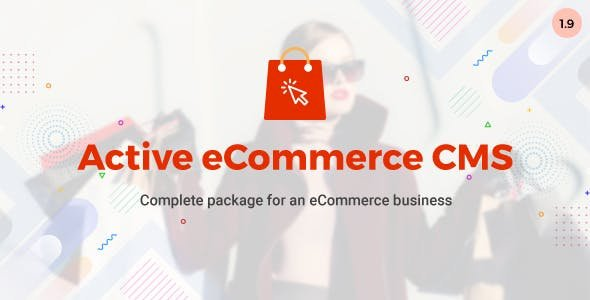 Active eCommerce CMS v2.6