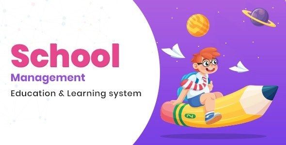 School Management v3.6 - Education & Learning Management system for WordPress