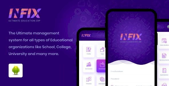 School android app v1.4.6 - Management school from your android system