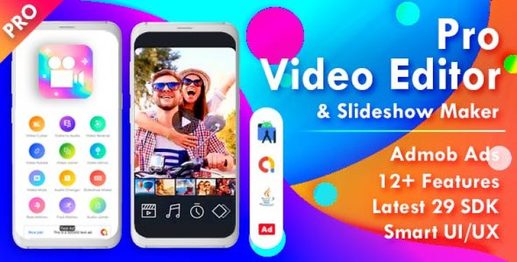 Pro Video Editor & Photo Video Maker for Android v1.0