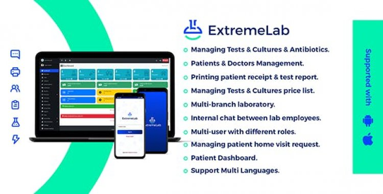 Extreme Laboratory Management System v1.1