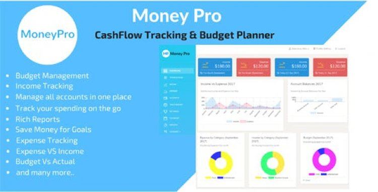 Money Pro v1.2.6 - Cashflow and Budgeting Manager