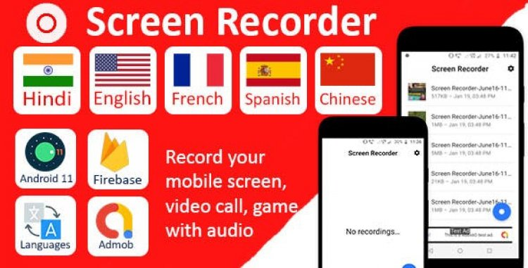 Screen Recorder Pro with Audio v1.0.1