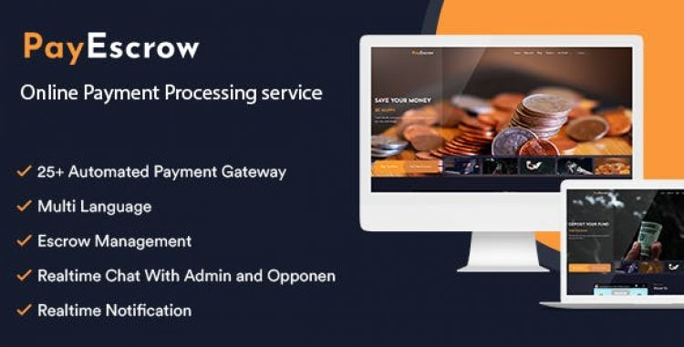 PayEscrow v2.0 - Online Payment Processing Service