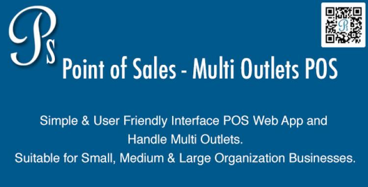 Point of Sale v3.1 - Multi Outlets POS