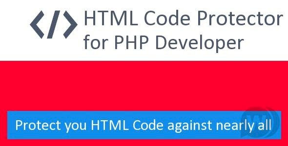 Hide my HTML v1.0 - Encoding HTML Files