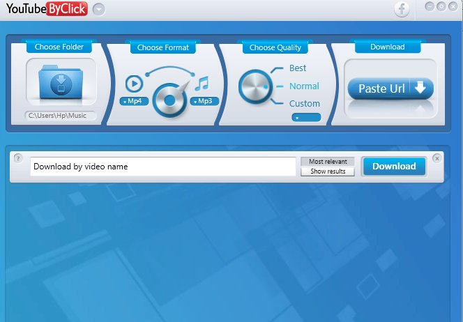 YouTube By Click 2.2.124 Premium + Crack